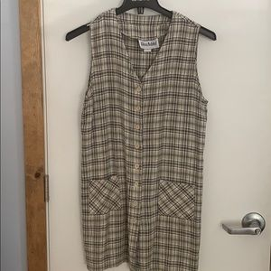 Super grunge sleeveless dress/top